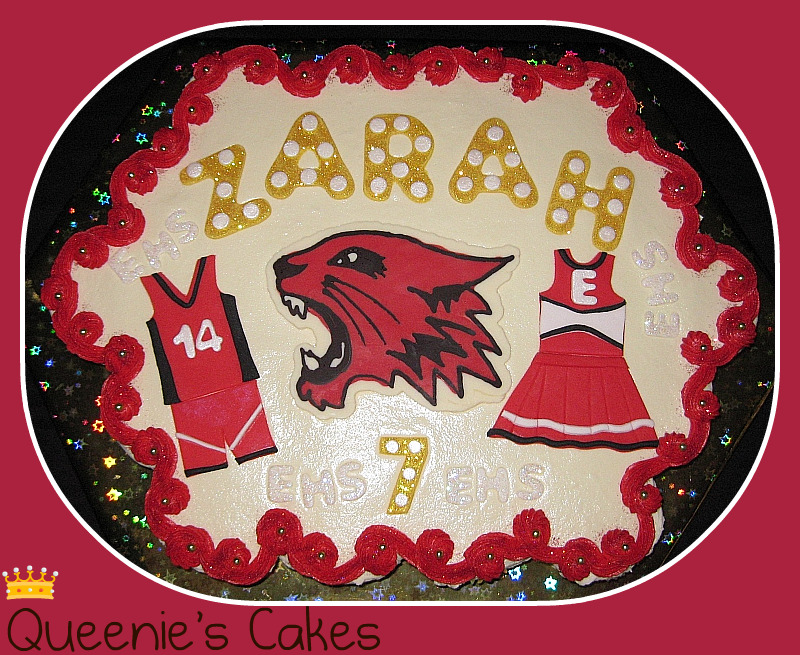 Images Of High School Musical Cakes